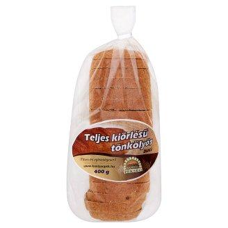 Kanizsa Pékség Whole Grain Spelt Loaf 400 g