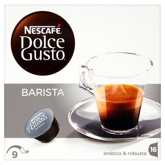 Nescafé Dolce Gusto Barista őrölt pörkölt kávé 16 db 120 g