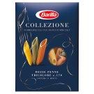 Barilla Collezione Mezze Penne Tricolore paradicsommal, spenóttal ízesített durum száraztészta 500 g