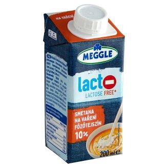 Meggle UHT laktózmentes főzőtejszín 10% 200 ml