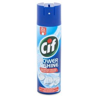 Cif Power & Shine fürdőszobai tisztító hab 500 ml