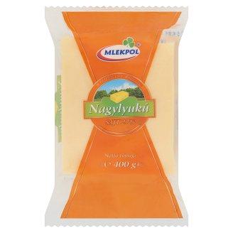 Mlekpol Big Hole Cheese 27% 400 g