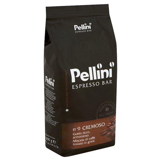Pellini Espresso Bar n°9  Cremoso Coffee Beans 1000 g