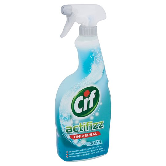 CIF Actifizz Ocean Universal Liquid Cleaner 750 ml