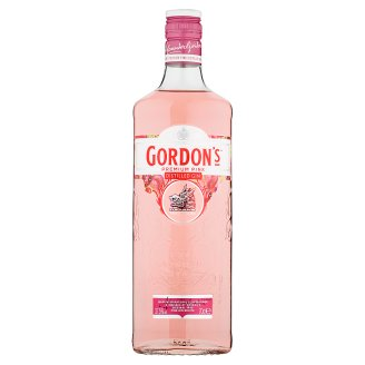 Gordon's Premium Pink Distilled Gin 37,5% 0,7 l