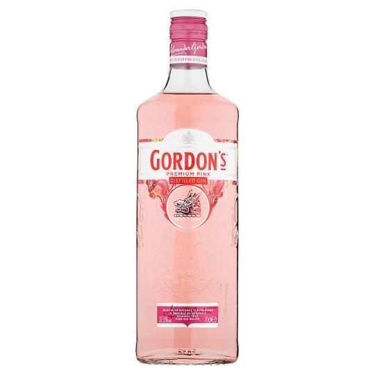 Gordon's Premium Pink Distilled Gin 37,5% 0,7 l