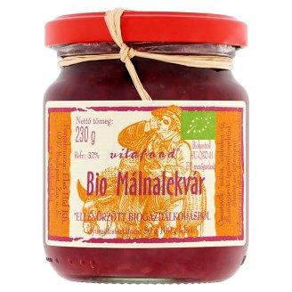 Vitafood Organic Raspberry Jam 230 g