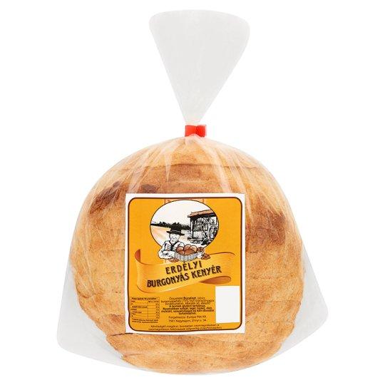 Erdélyi burgonyás kenyér 500 g