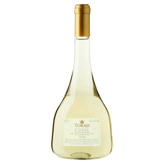 Tokaji Cuvée Semi-Sweet White Wine 11% 0,75 l