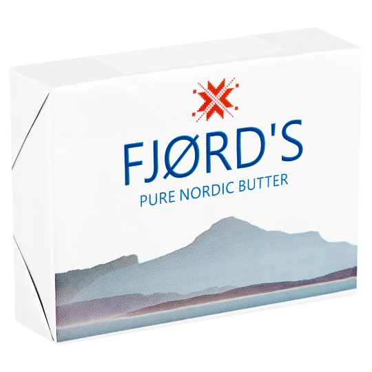 Fjørd's Pure Nordic Butter 180 g