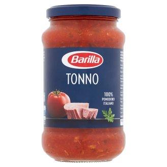 Barilla Tonno Tomato Sauce with Tuna Pieces and Olive Oil 400 g