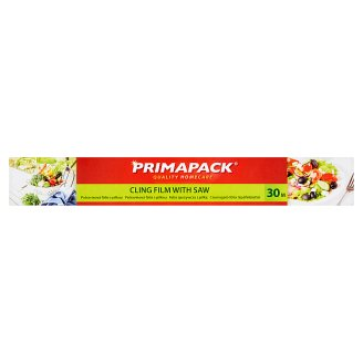 Primapack Cling Film with Saw 30 m
