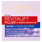 L'Oréal Paris Revitalift Filler [HA] Anti-Wrinkle, Filling Night Cream 50 ml