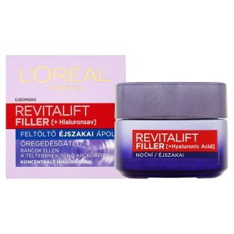 image 2 of L'Oréal Paris Revitalift Filler Anti-Wrinkle, Filling Night Cream 50 ml