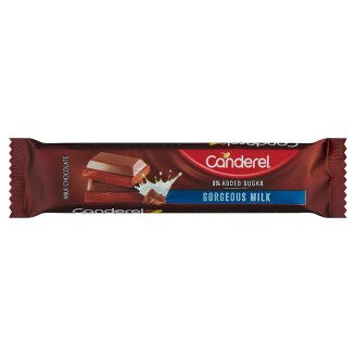 Canderel Milk Chocolate with Sweeteners 30 g