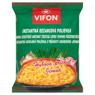Vifon Mushroom Flavoured Instant Pastry Soup 60 g