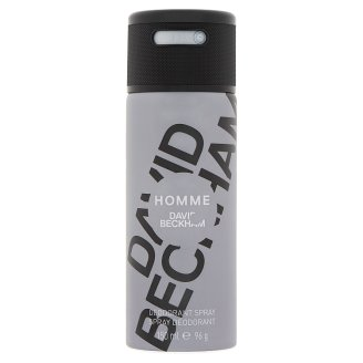 David Beckham Homme Deodorant Spray for Men 150 ml