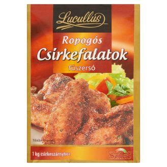 Lucullus Crispy Chicken Nuggets Seasoned Salt 40 g