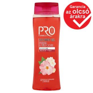 Tesco Pro Formula Freesia & Wild Rose tusfürdő 400 ml