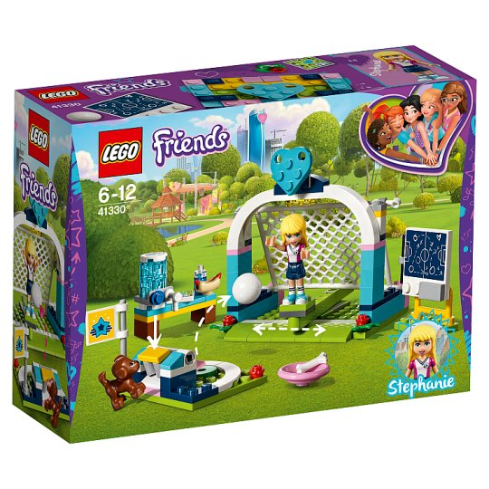 LEGO FRIENDS Stephanie fociedzésen 41330