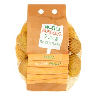 Tesco Musica Potato 2,5 kg