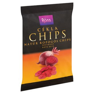 Róna Natural Crispy Beetroot Chips 40 g