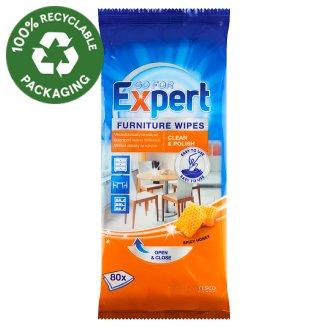 Go For Expert Spicy Honey bútorápoló nedves törlőkendő 80 db