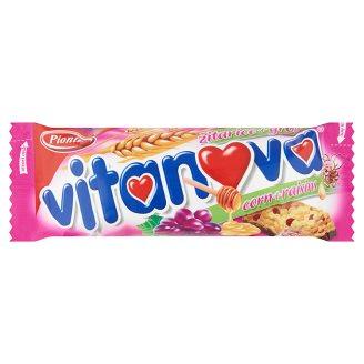 Vitanova Muesli Bar with Raisins, Honey and Chocolate 25 g