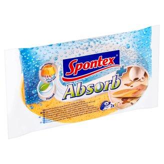 Spontex Absorb+ univerzális, viszkóz szivacs 2 db