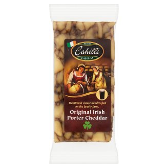 Cahill's Farm Original Irish Porter Cheddar 145 g