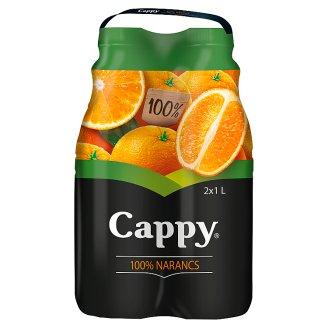 Cappy 100% narancslé 2 x 1 l