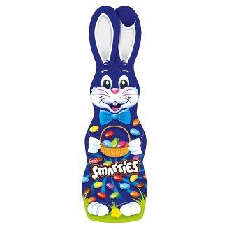 Smarties Milk Chocolate Bunny with Milk Chocolate Sugar Dragees 100 g
