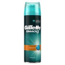 Gillette Mach3 Smooth Men's Shaving Gel 200ml