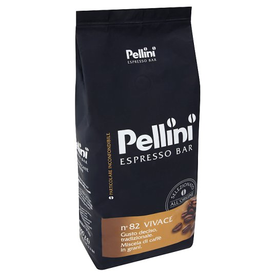 Pellini Espresso Bar n°82 Vivace szemes kávé 1000 g
