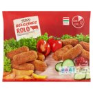 Tesco Quick-Frozen, Breaded, Pre-Fried Loin Rolls 500 g