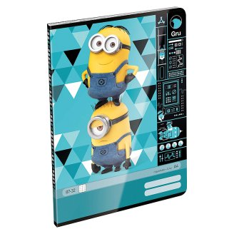 Minions A5 Dictionary Notebook