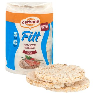 image 2 of Cerbona Fitt Unflavoured Puffed Rice 90 g