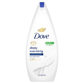 Dove Deeply Nourishing krémtusfürdő 750 ml
