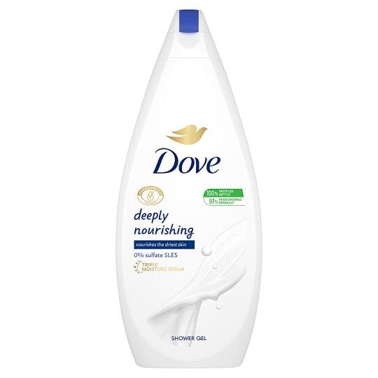 Dove Deeply Nourishing Nourishing Body Wash 750 ml