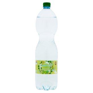 Tesco Aquafruct Vita szőlő ízű szénsavas üdítőital cukorral és édesítőszerekkel 1,5 l