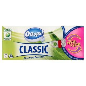 Ooops! Classic Aloe Vera Balsam Handkerchief 3 Ply 90 pcs