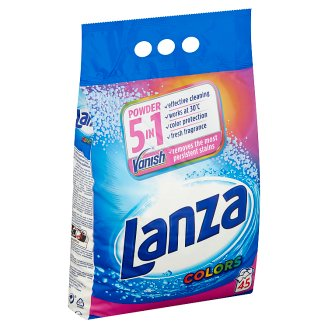 Lanza Vanish Ultra 2in1 Powder Detergent for Color Clothes 45 Washes 3,375 kg