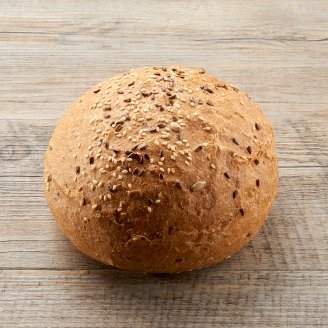 Whole Grain Roll with Seeds 250 g