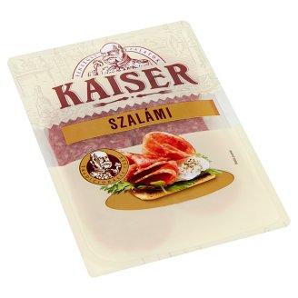 Kaiser szeletelt csemege szalámi 75 g