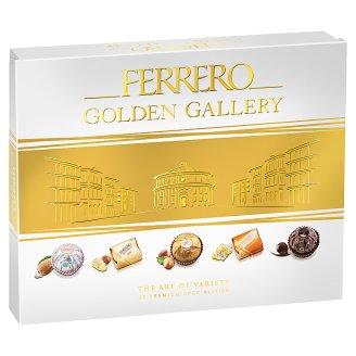 Ferrero Golden Gallery Praline Selection 206,5 g