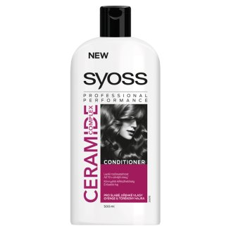 Syoss Ceramide Complex Conditioner for Weak Hair 500 ml