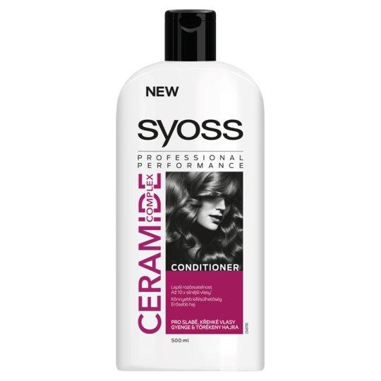 Syoss Ceramide Complex Conditioner for Weak Hair 500 ml