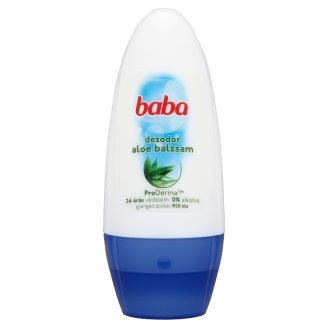 Baba Aloe Balsam Anti-Perspirant Roll-On Deodorant 50 ml