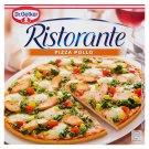 Dr. Oetker Ristorante Pizza Pollo Quick-Frozen Pizza with Tomato, Cheese and Chicken Breast 355 g