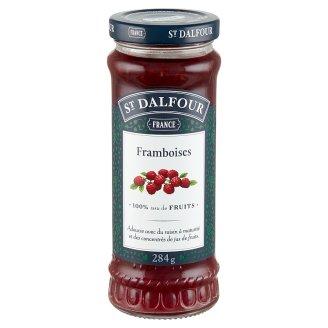 St. Dalfour Gyümölcsvarázs Extra Raspberry Jam 284 g